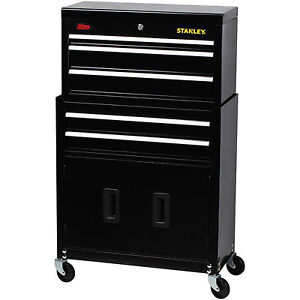 Genial Image Is Loading Stanley Rolling Tool Chest Box Cabinet Storage Drawer