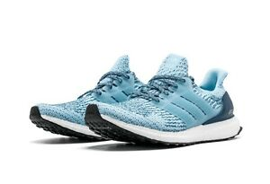 1aa9d0002 Women s Adidas UltraBOOST Ice Blue Black White ultra boost S82055