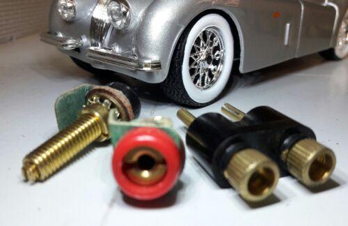 Dash prises d/'alimentation et d/'allumage Jaguar XK Morgan 3 Wheeler MG TD Classic Vintage Voiture