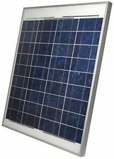 Coleman 60W Crystalline Solar Panel and 20A Anself Charge Controller (ALL NEW)