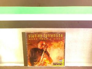 More-Than-A-Mood-Stanley-Turrentine-Music-Audio-CD