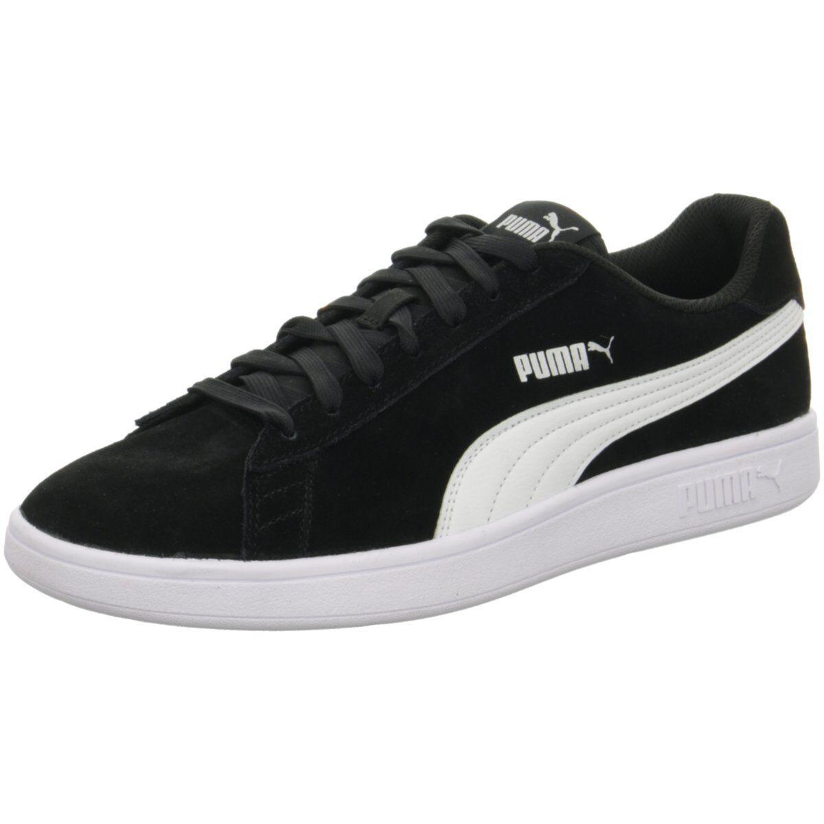 NEU Puma Herren Sneaker Puma Smash v2 364989-001-Smash-v2 schwarz 408440