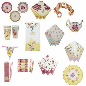 Talking Tables Truly Scrumptious Truly Alice Tableware Cups Plates ...