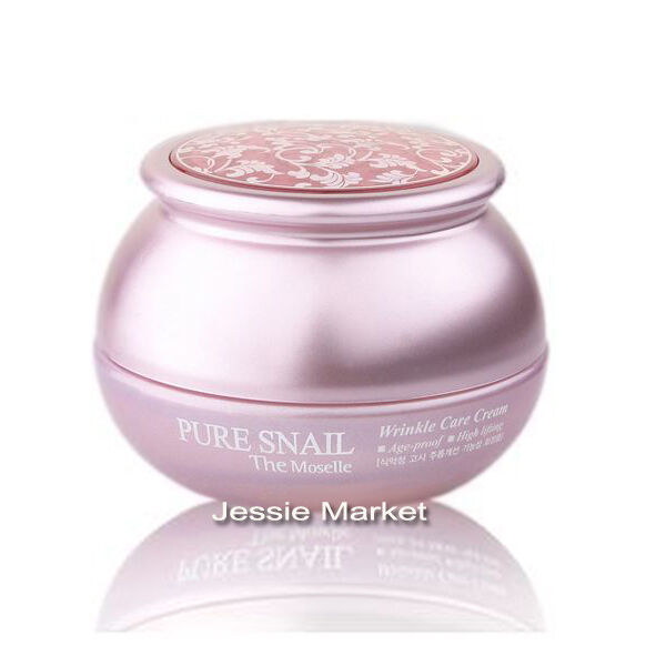 Big sale_BERGAMO The Moselle Pure Snail Wrinkle Care Cream (Age proof)