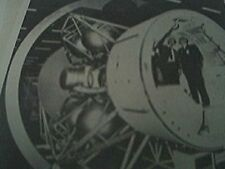 magazine item - 1970 - wernher von braun marshall space flight centre