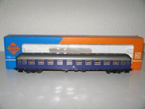 Roco 4296s Voiture Voyageur Db 1ere Classe 1/87 Ho Bleu