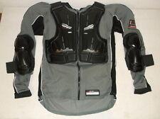 Gray EVS BJ33 Ballistic Youth Armored Jersey Size XXXXLarge - NEW!!!
