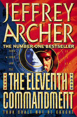Archer, Jeffrey, The Eleventh Commandment, Excellent Book