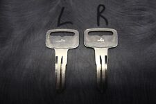 2 Bombardier, Can Am Polaris, Rhino, ATV Key Blank 2000 2004 2005 2006 2007 2008