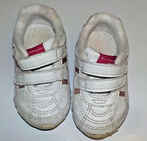 Baby Girl Champion Tennis Shoes White Size 4w Ebay