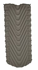 "Klymit Static V Luxe Stone Grey Luxury Sleeping Pad  06VLST01D ""Brand New"""