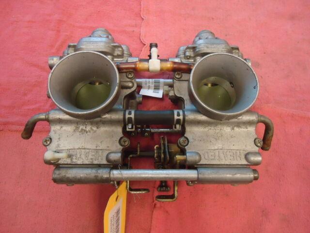 Buy 2003 Ski Doo Mxz 600 Sport Ho Carbs Carburetors 403138733 Set