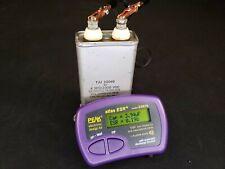 4uf Mfd 1kvdc High Voltage Oil Filled Energy Storage Capacitor Tested