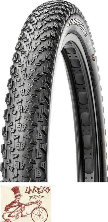 MAXXIS CHRONICLE 60TPI DUAL COMPOUND 29   X 3.0  FOLDING TIRE  best price