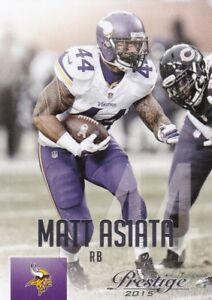 Matt-Asiata-2015-Panini-Prestige-Football-Trading-Card-103