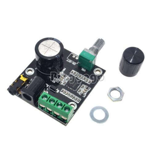 NEU 2X15W PAM8610 Power Audio Amplifier Board Dual D Class Channel Module