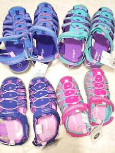 Cat-amp-Jack-Girls-039-Camp-Hiking-Sandals-Shoes-New-with-tags