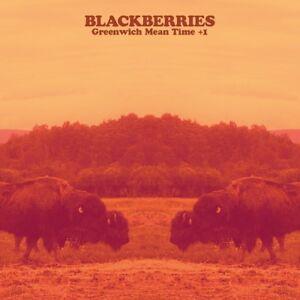 BLACKBERRIES-GREENWICH-MEAN-TIME-1-CD-NEW