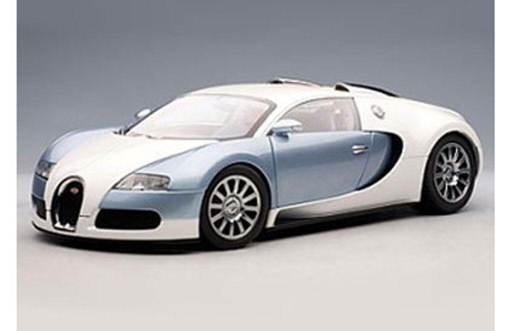 AUTOart 70907 70908 70901 Bugatti EB VEYRON 16.4 cours moulé modèle route voiture 1 18 ème