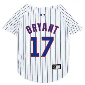 Kris-Bryant-17-Chicago-Cubs-MLBPA-Officially-Licensed-Pinstripe-Dog-Jersey