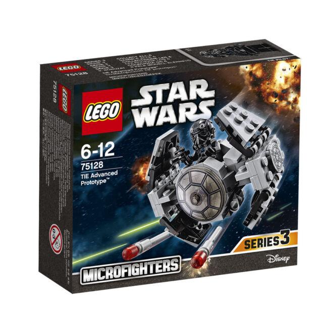 LEGO StarWars TIE Advanced Prototype (75128)