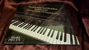 Neil-Sedaka-Backtrackin-039-2-LP-039-s-Vinyl-New-amp-sealed-British-Import-Ships-Fast