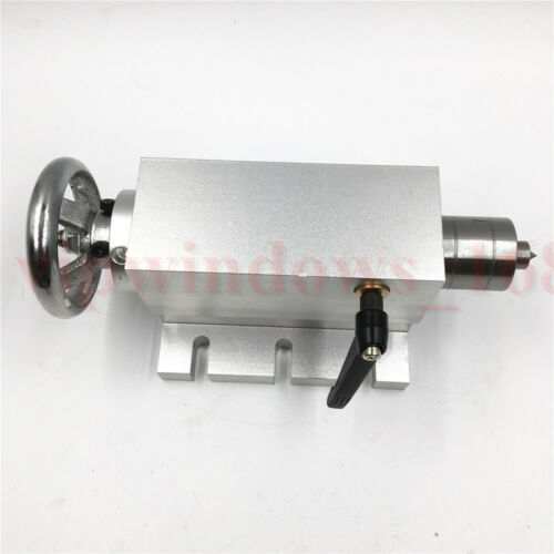 """CNC Router Tailstock 4th Axis Center Height 66MM Tail Stock 2/"""" for Rotary Axis"""