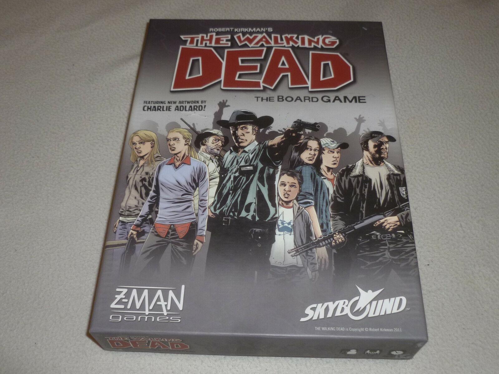 ordene ahora los precios más bajos En Caja Robert Robert Robert kirkmans The Walking Dead El Juego de Tablero zman Juegos Skybound  venta de ofertas