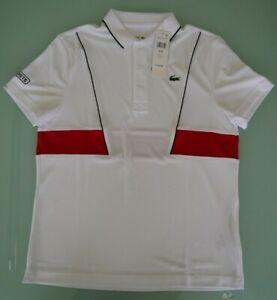 Lacoste-Sport-Mens-Tech-Pique-Ultra-Dry-Tennis-Polo-DH3325-51-KEJ-NWT