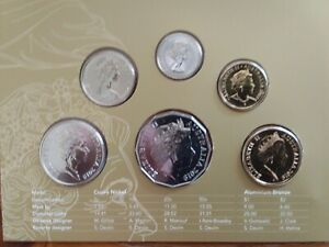 2019-6-coin-Mint-Set-A-Different-Effigy-on-each-coin-A-Genuine-Collectors-Item