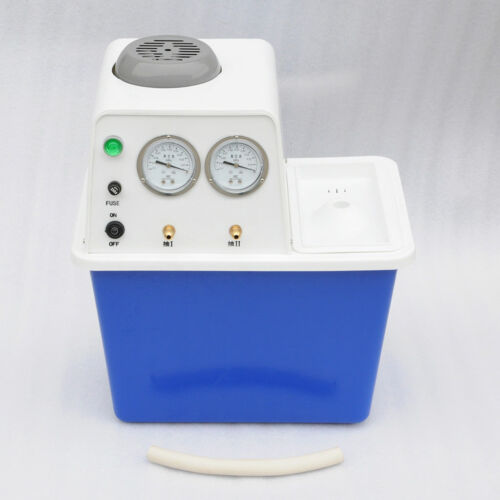 GLF 180W 110V Circulating Water Vacuum Pump 60L//min Lab Chemistry Equipment New