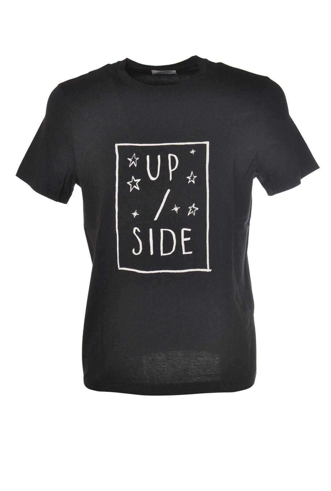 Dondup - Topwear-T-shirts - Man - bluee - 6019113C190957