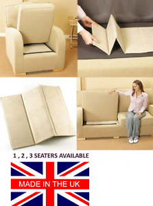 Image Is Loading Sofa Savers Deluxe Rejuvenator Boards Sagging Chairs Support