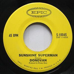 Rock-45-Donovan-Sunshine-Superman-The-Trip-On-Epic