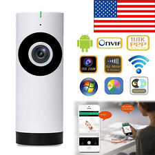 HD 720P Home Wireless WIFI IP CCTV Security Camera Monitor Night Vision Webcam