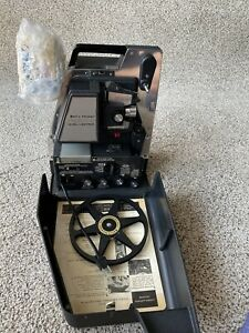 Vintage-Bell-amp-Howell-Director-Series-Dual-Electric-Projector-Excellent
