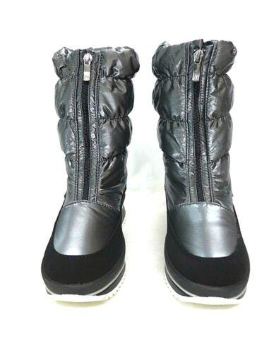 Señora botas snow gris tamaño 36 37 39 40 41 Klimatex invierno zapatos 24-05251