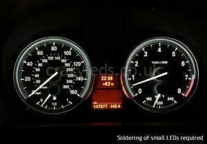 Details about BMW E90 E91 E92 3 Series SMD LED speedometer conversion kit