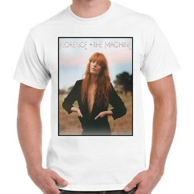 Florence Welch And The Machine Music Rock Retro T Shirt 191
