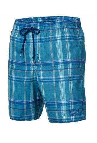 O /'Neill-Da Uomo Blu aoo controllato TRIUMPH Board beach pantaloncini taglia small S nuovo con etichetta