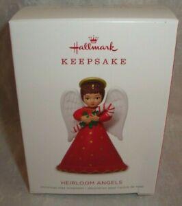 Peppermint Dress Hello Kitty Red Box NIB 2018 Hallmark Ornament
