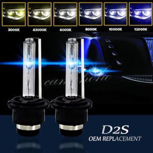 2-x-D2S-35W-Xenon-Headlight-Bulbs-HID-85122-66040-Replacement-AUDI-BMW-MERCEDES