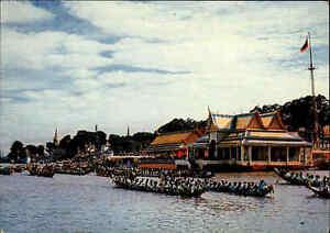Kambodscha-Cambodge-Kingdom-of-Cambodia-PHNOM-PENH-Piroques-Fest-Native-Scene