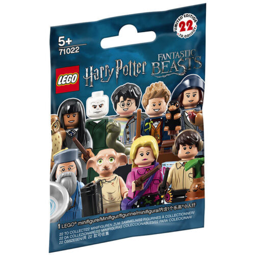 LEGO-71022  Harry Potter mini figures New and Sealed