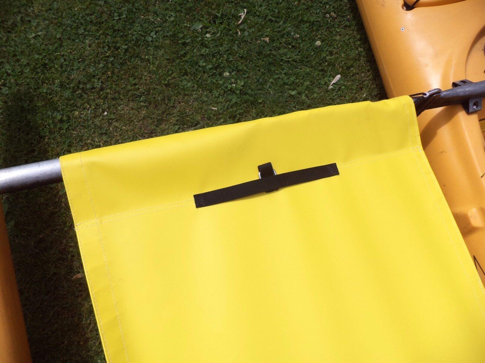 Gelb Hobie  Adventure Tandem    Trampoline & splash splash &  shield 2014 and older 8ef04d