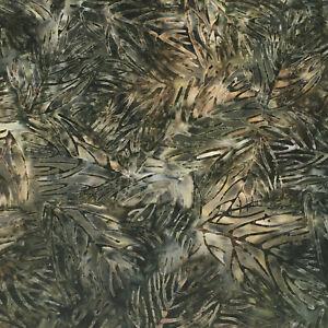 Robert-Kaufman-Batik-Fabric-AMD-19762-44-FOREST-By-The-Half-Yard-Quilting