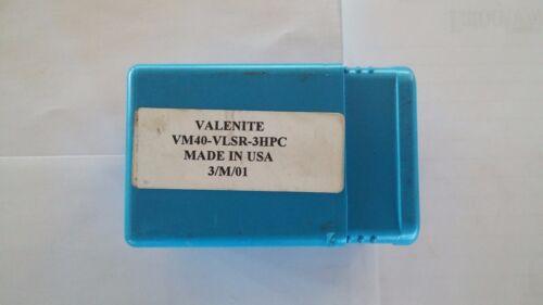 VM40-VLSR-3HPC VALENITE