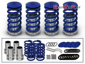 BCP-BLUE-90-97-Honda-Accord-Lowering-Coilover-Coil-Springs