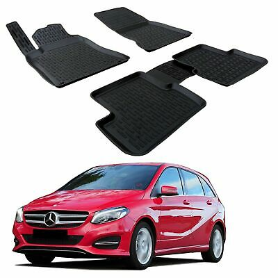 Qualità Top Tappetino vasca tappetino in gomma per Mercedes-Benz w246 CLASSE B