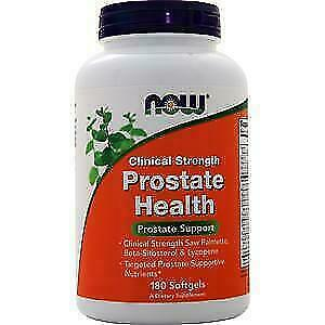Prostate-Health-Clinical-Strength-180-Softgels-NOW-Foods-Fresh-Free-Shipping